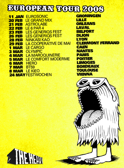demain tourcoing The Heavy ( groovy ) Tour_bulletin_02